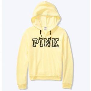 PINK full zip up